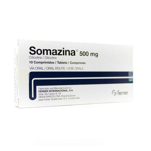 How To Take Somazina Sachet
