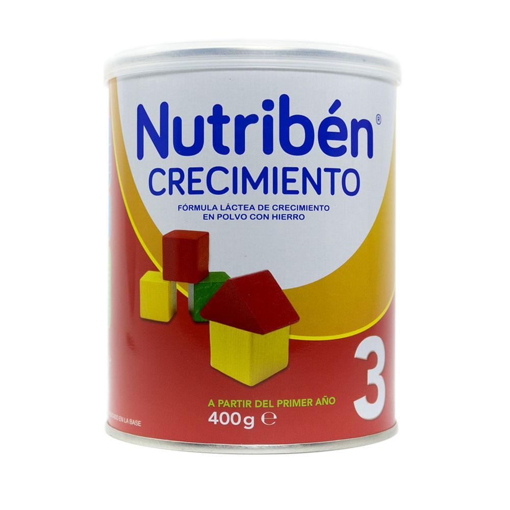 nutriben crecimiento 3 precio colombia