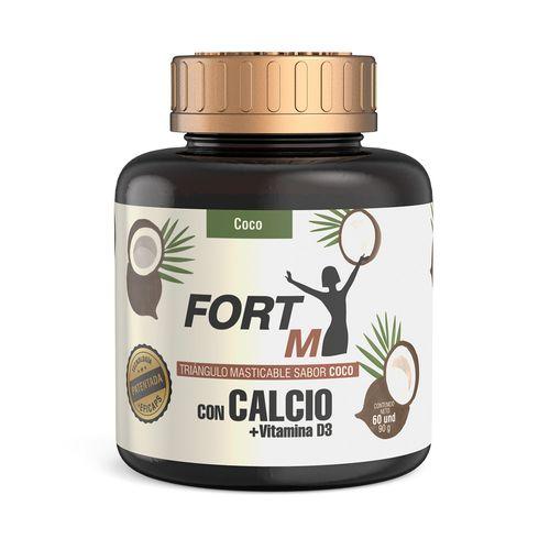 CALCIO-FORTM-TRIANGULOS-MASTICABLES-COCO-60-UNDS