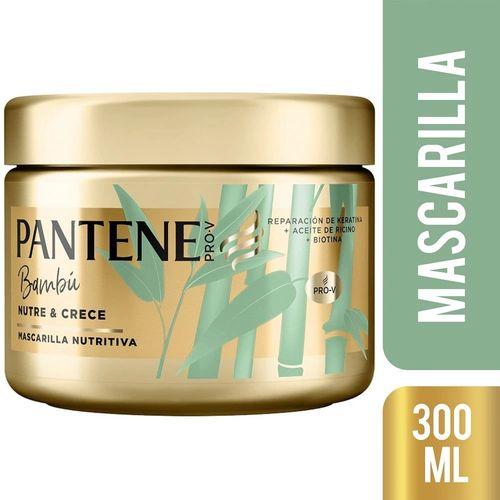 MASCARILLA-PANTENE-NUTRITIVA-BAMBU-POTE-300-ML