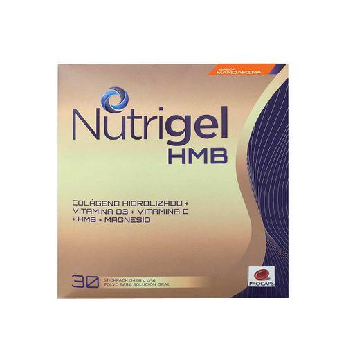 NUTRIGEL-HMB-SOBRES-MANDARINA