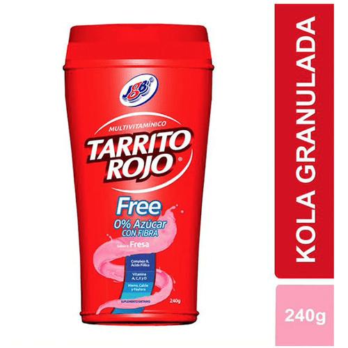 TARRITO-ROJO-FREE-FRESA-FRASCO-240-G